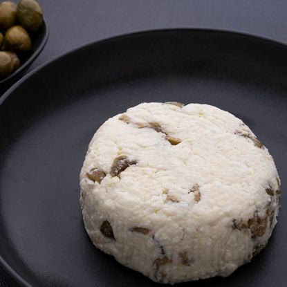 Picture of Labnah with olives